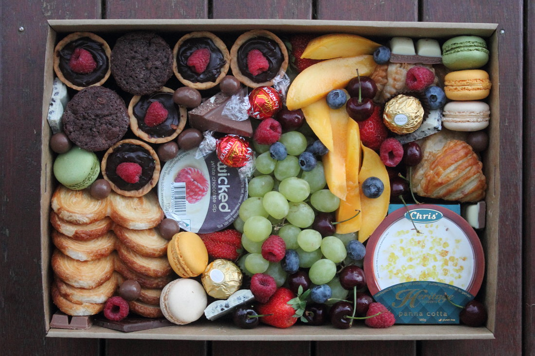 Platter Boxes Not Your Average Catering Co
